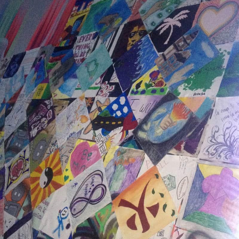 Life Cube Art, Las Vegas, NV 03/18/14