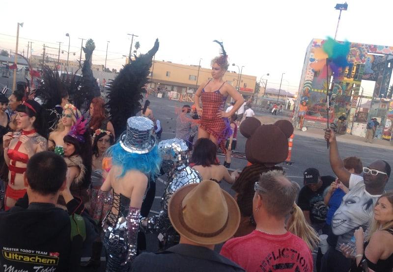 Life Cube 03/21/14, Las Vegas, NV