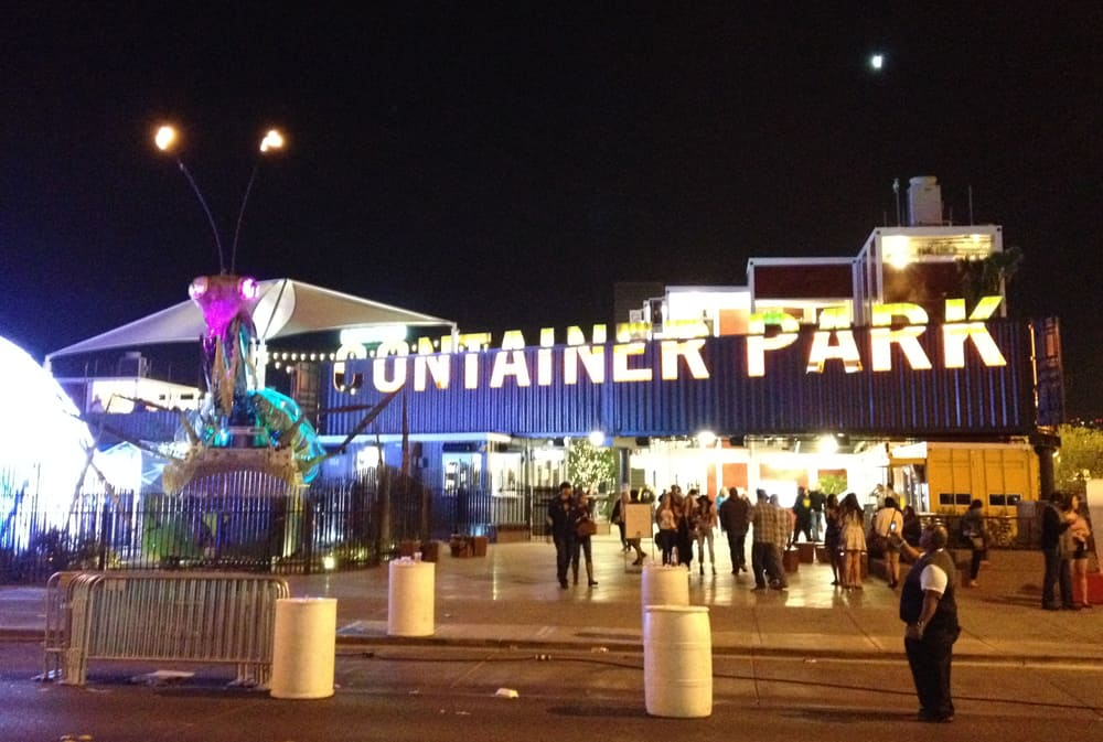 2014 GVFOB Container Park