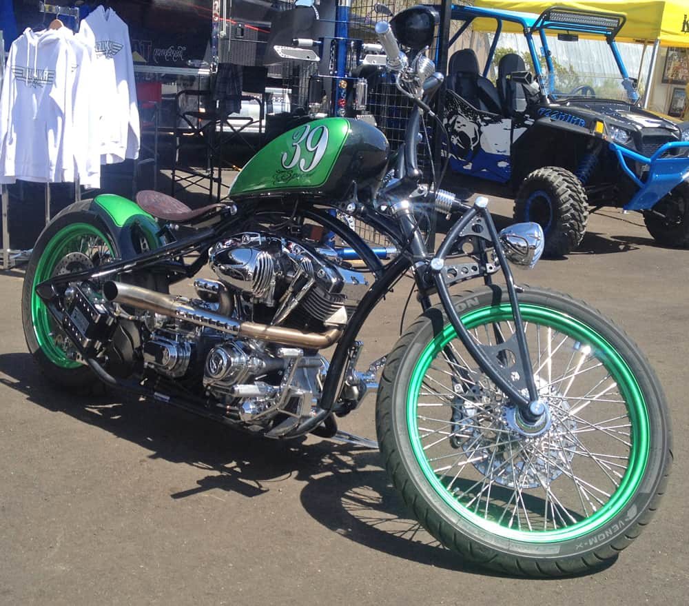 Green Chopper