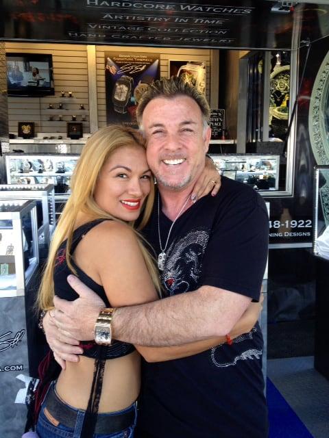 Maria and Steve Soffa, Bike Week 2014