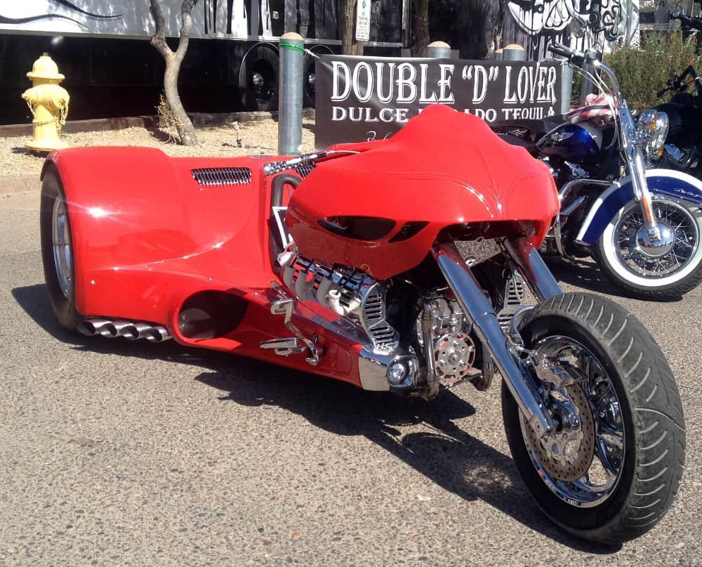 V8 Trike
