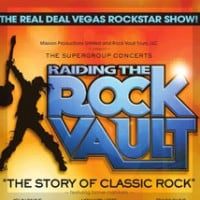 Raiding The Rock Vault at LVH, Las Vegas, NV