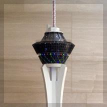 Stratosphere Scale Model, ITT, Las Vegas, NV