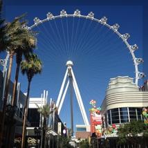 The LINQ High Roller, Las Vegas, NV