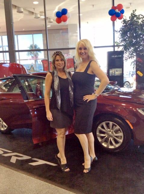Chrysler 200 Celebration at Chapman Dodge, Las Vegas, NV