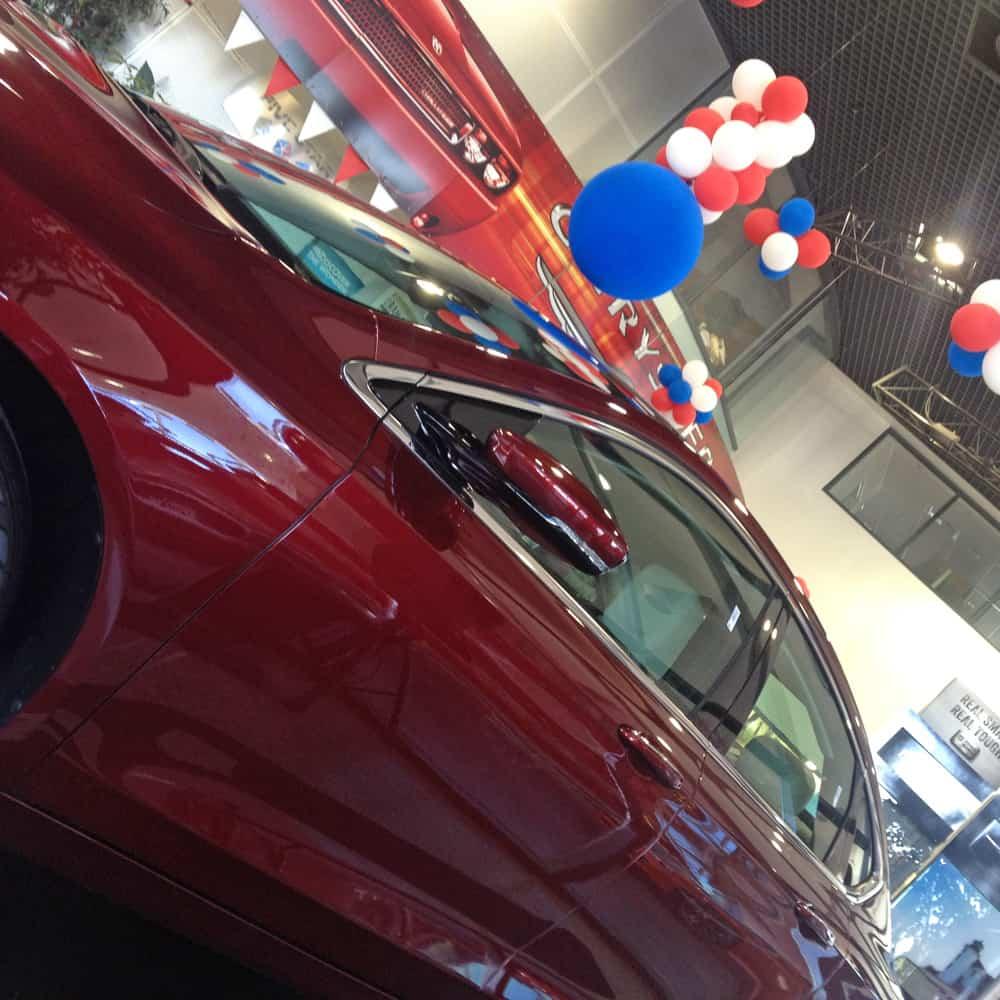 Chrysler 200 Celebration, Chapman, Las Vegas