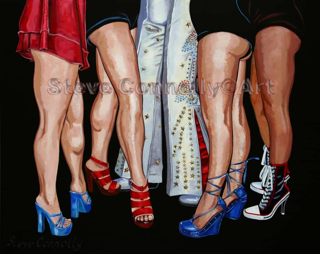 Steve Connolly - Legs