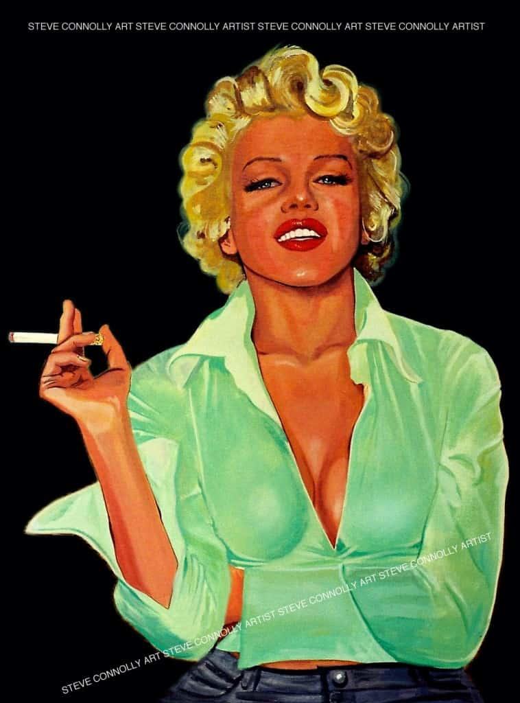 Steve Connolly - Marilyn Monroe