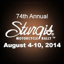 74th Annual Sturgis Motorcycle Rally 2014