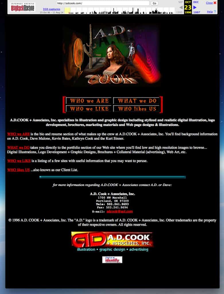 ADCook.com 1996
