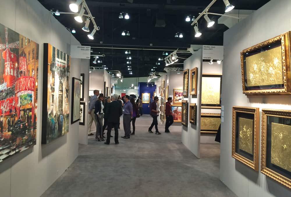 LA Art Show 2015