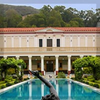 Getty Villa, Malibu, California