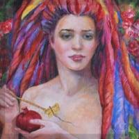 Persephone by Beti Kristof