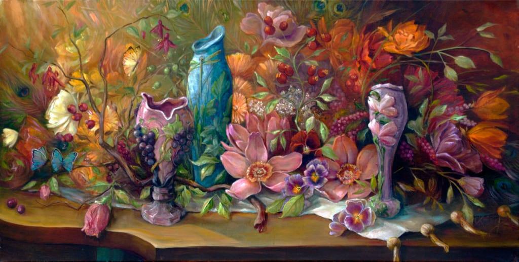 Abundance by Beti Kristof-Mohn, Artist, Las Vegas, NV
