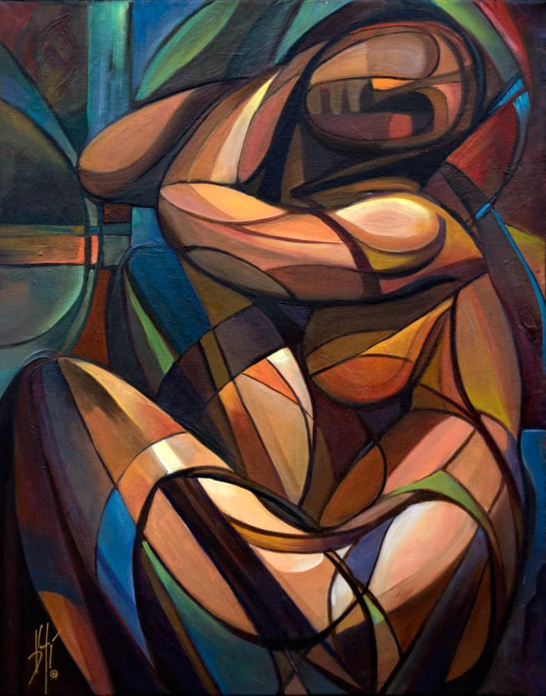 Bound to Serenity by Beti Kristof-Mohn, Artist, Las Vegas, NV