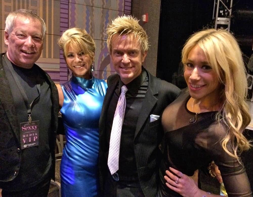 Sexxy Show A.D, Cook, Beti Kristof, Zowie Bowie, Lydia, Las Vegas, NV