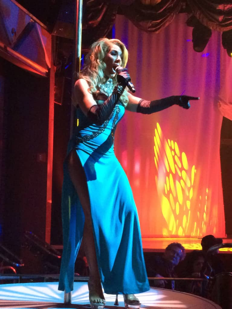Sexxy Show Singer, Las Vegas, NV
