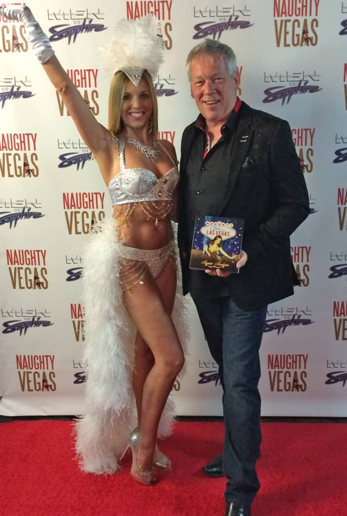 Sienna Sinclaire and A.D. Cook, Las Vegas, NV