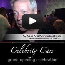 Celebriry Cars Grand Opening Celebration, Las Vegas, NV 2015
