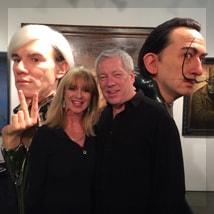LA Art Show 2015, Los Angeles, CA
