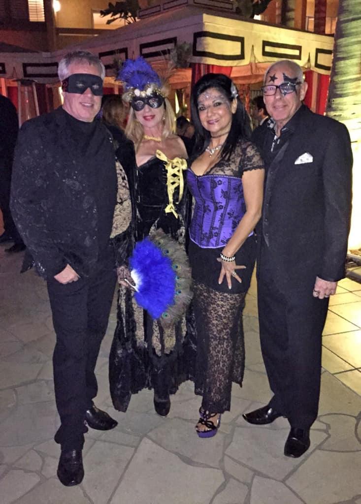 Karma Party - A.D. Cook, Beti Kristof, BettyAnn Golden, Bob Golden