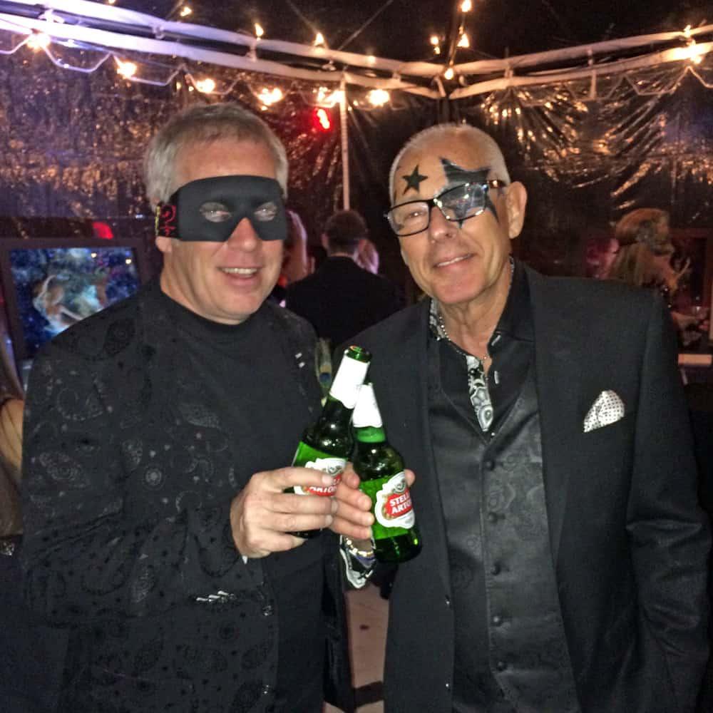 Karma Party - A.D. Cook and Bob Golden