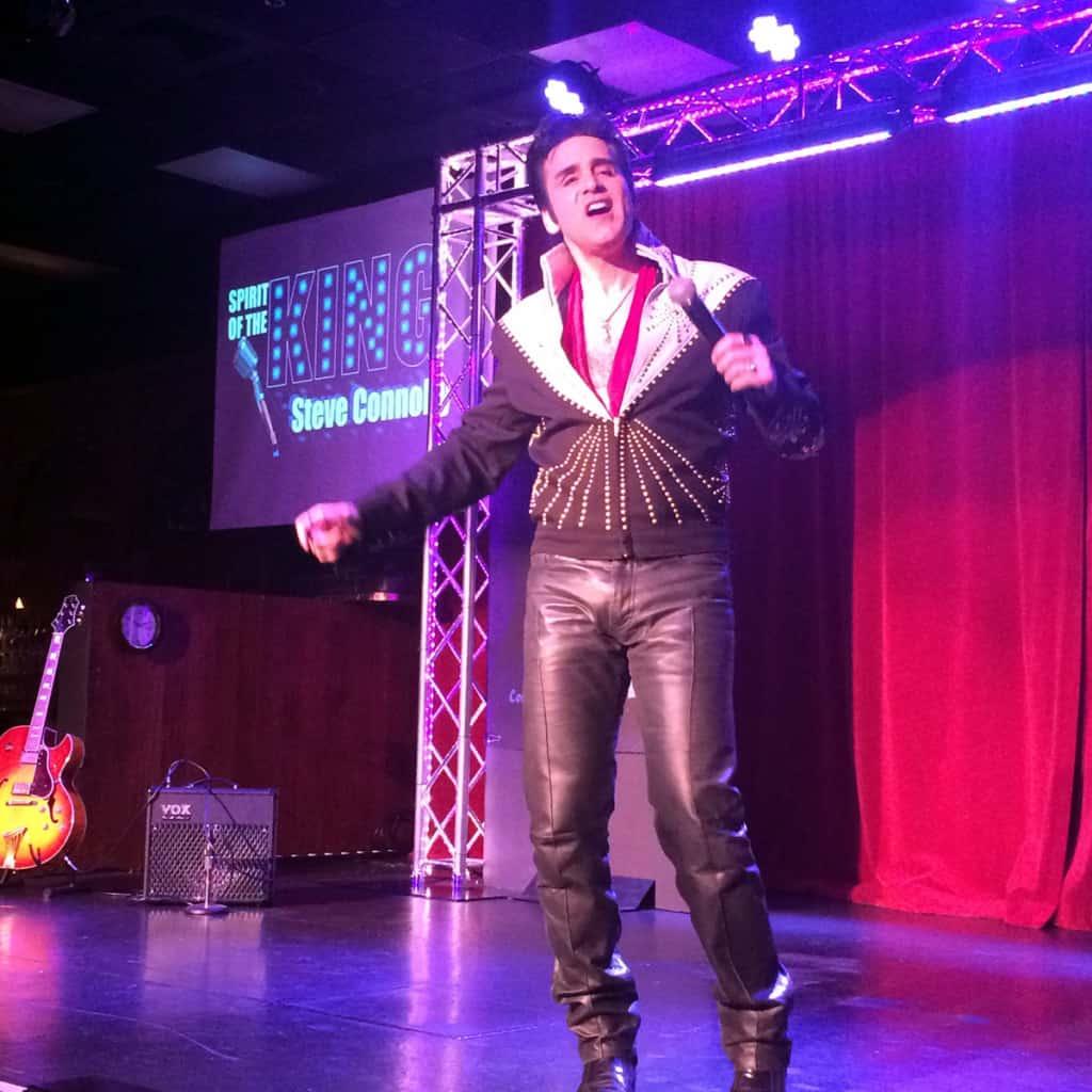 Steve Connolly - Spirit of the King, Las Vegas 122415
