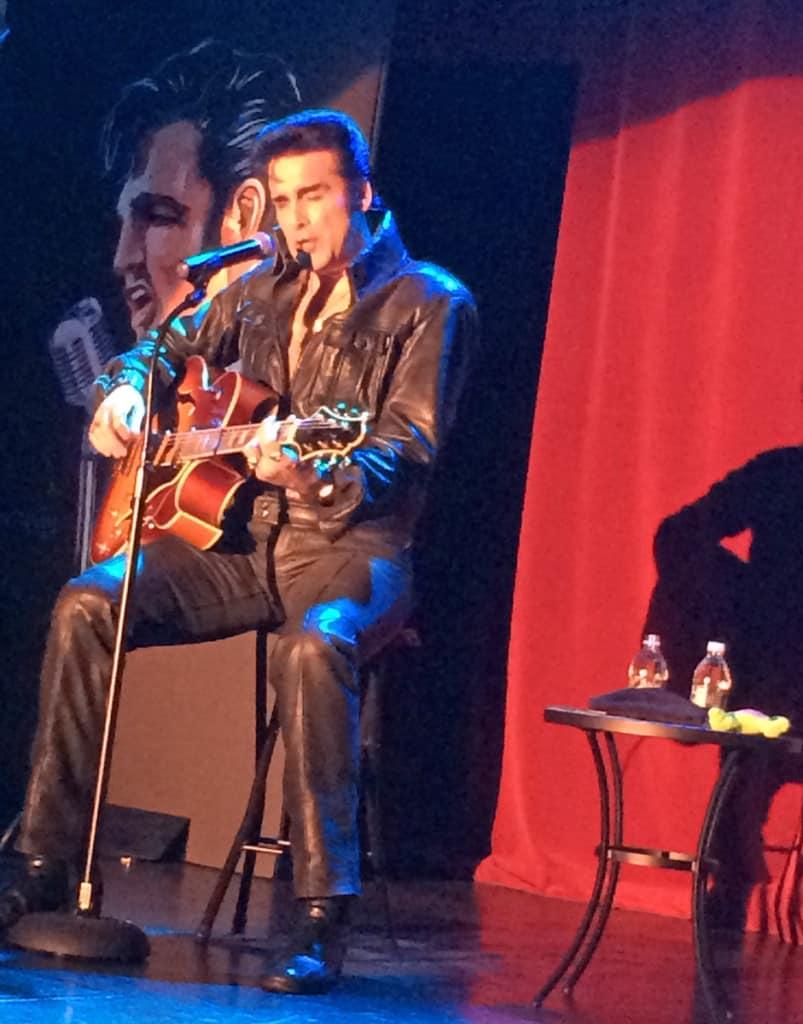 Steve Connolly Elvis Tribute, Las Vegas, NV