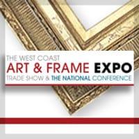 Art & Frame Expo 2016, Las Vegas. NV