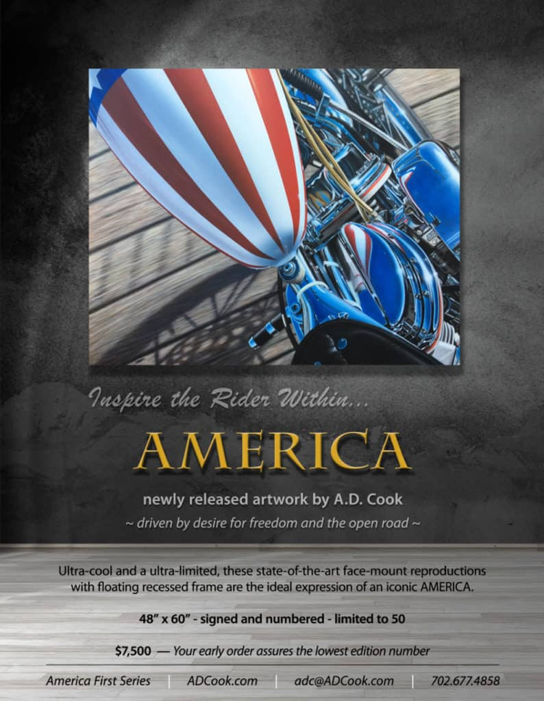 America by A.D. Cook 2016
