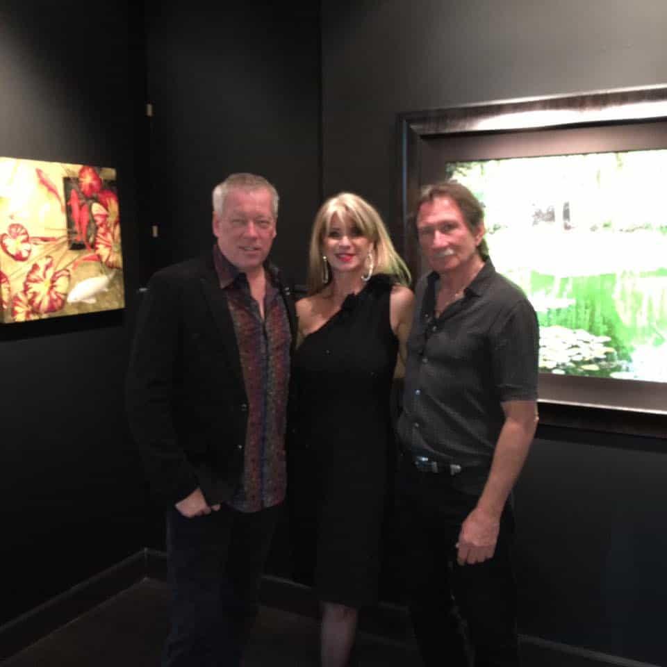 A.D. Cook, Beti Kristof, William Carr at William Carr Gallery, Las Vegas
