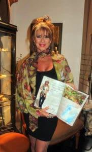 Arti Beti Kristof is feeling LVegue