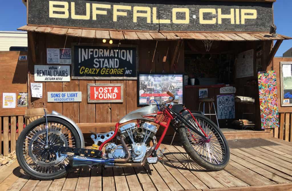 Sturgis 2016 - Buffalo Chip - Info Center