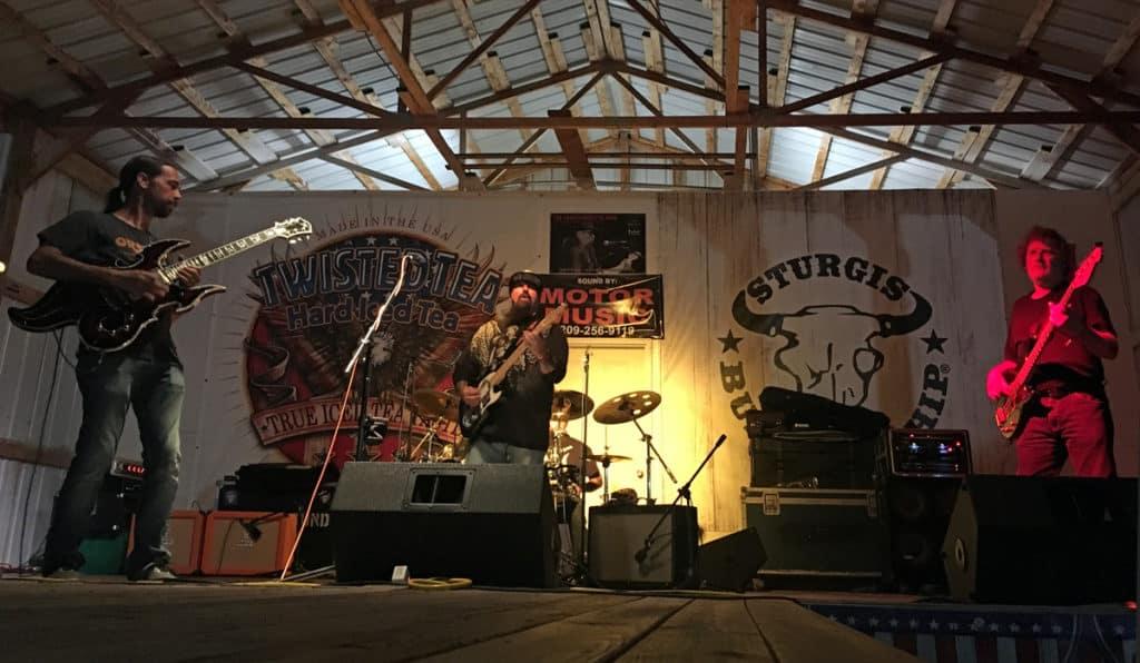 Charlie Brechtel Band at Buffalo Chip