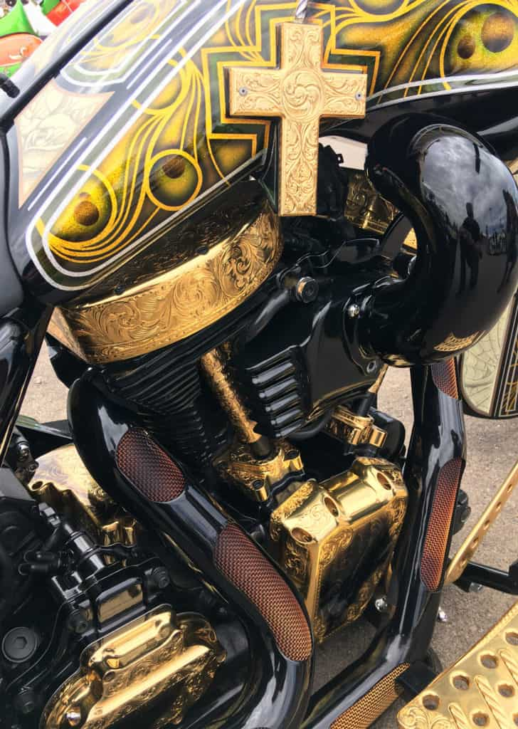 Sturgis 2016 - Custom Cross Bike