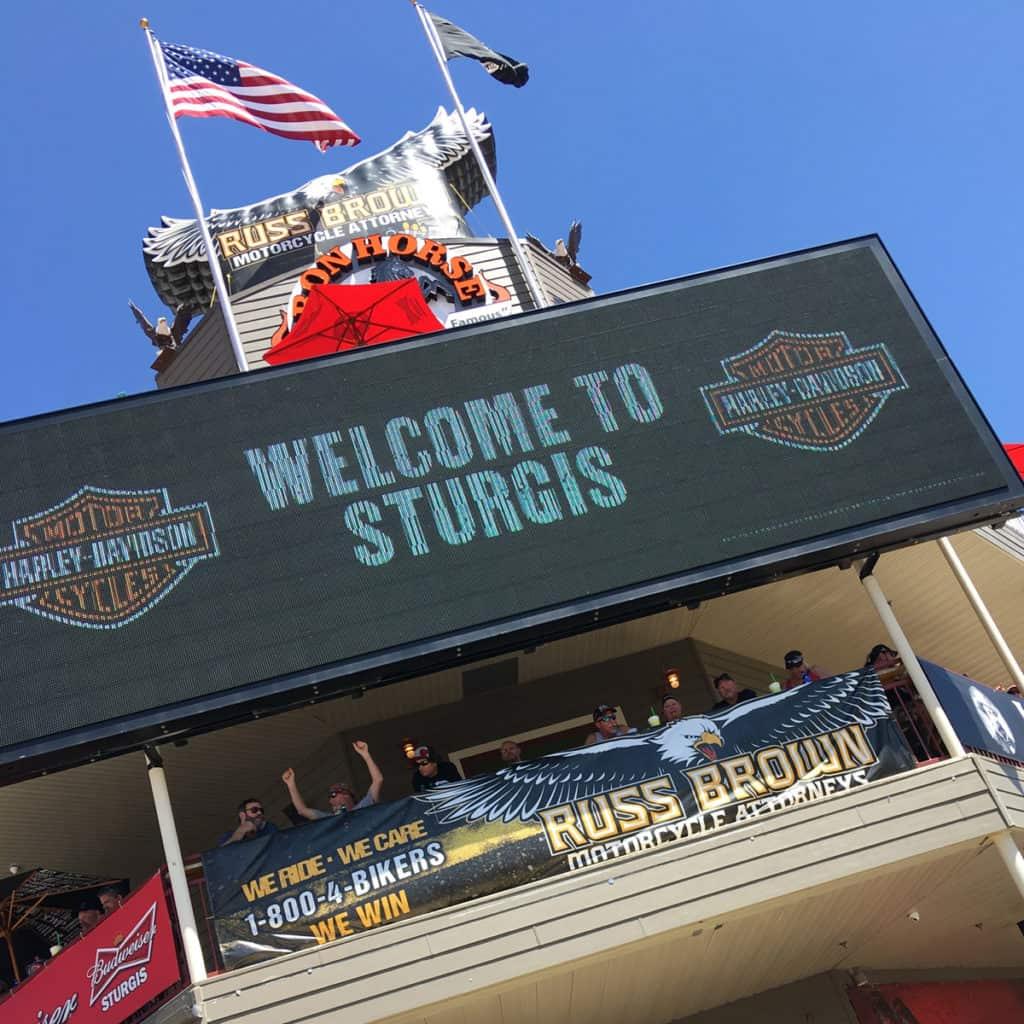 Sturgis 2016 - Welcome