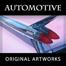 Automotive Orignal Artworks