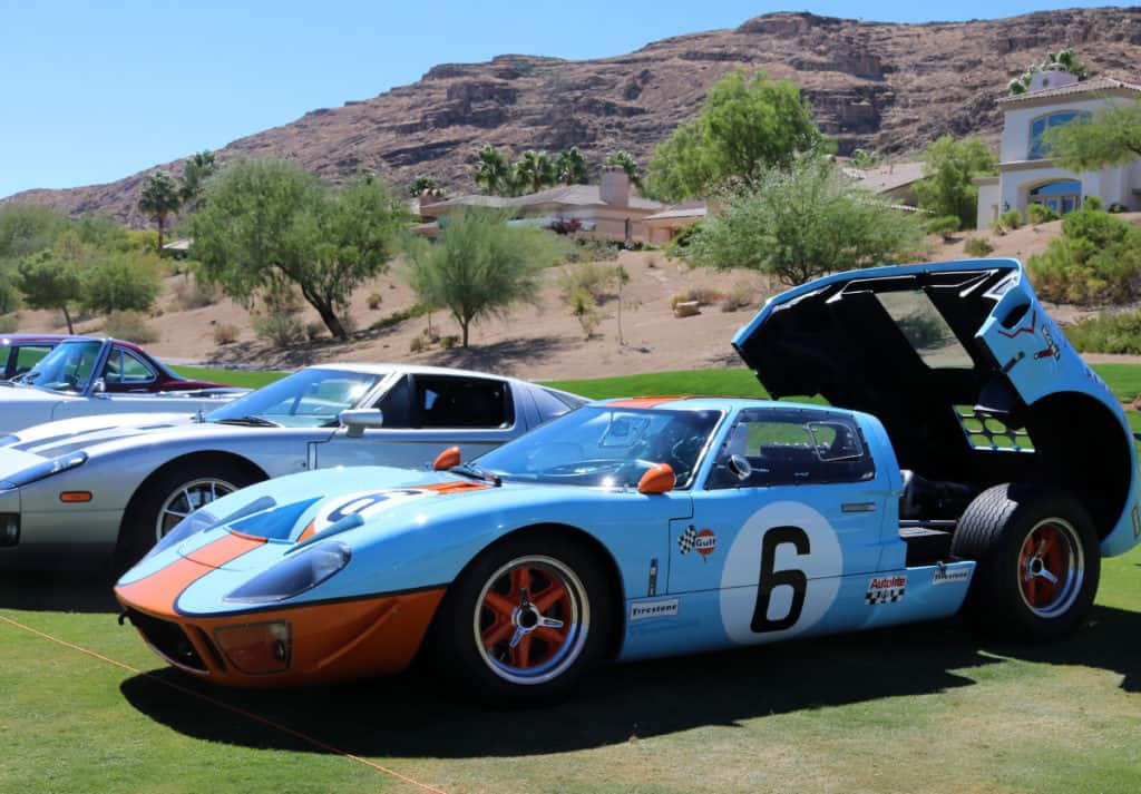 GT-40 Red Rock Country Club, Las Vegas, NV
