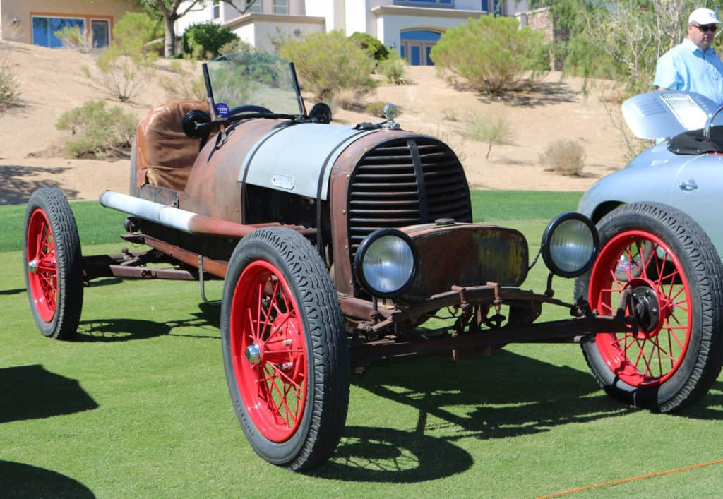 Rusted Racer at Red Rock Country Club, Las Vegas, NV