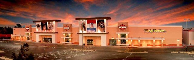 Red Rock Harley-Davidson, Las Vegas, NV