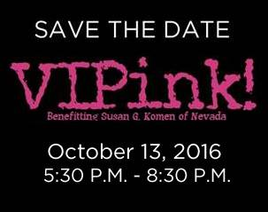 VIPink Las Vegas 2016