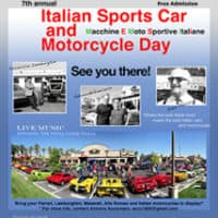 italian Sports Car Day 2016, Las Vegas