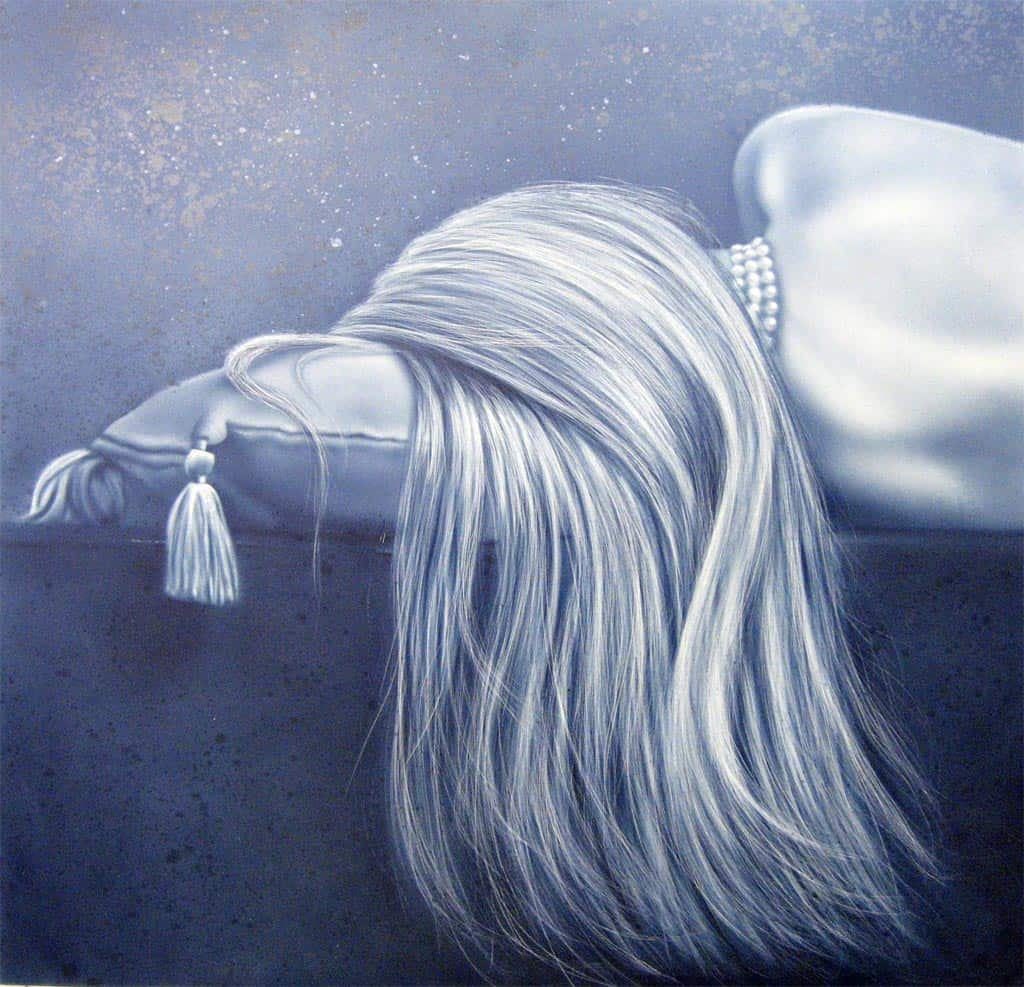 DREAMS by painted metal artworks A.D. Cook