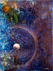 ORB 2700 abstract artwork by A.D. Cook