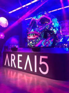 SKULL at AREA15