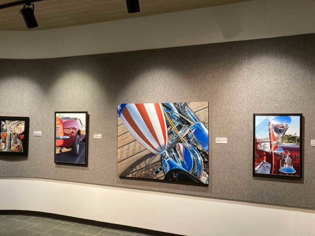 AMERICA at The Ella Carothers Dunnegan Gallery of Art, Bolivar, MO.