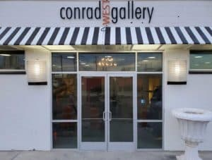 Conrad West Gallery, Las Vegas, December 2020